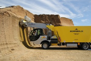 Sgariboldi Grizzly 8100 Self-Propelled Mixer