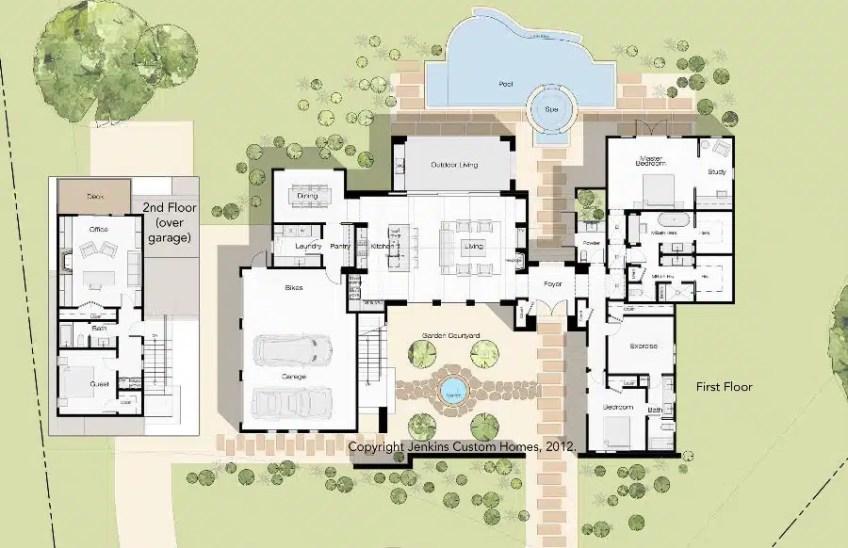 Austin Custom Home Architects