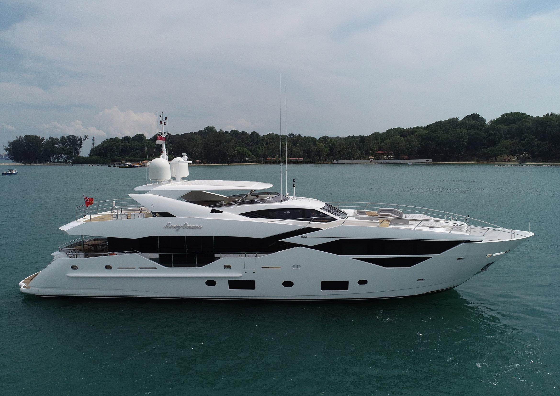 Yacht Badezimmer 2018 Sunseeker 116 Yacht Power Boat For Sale Yachtworld