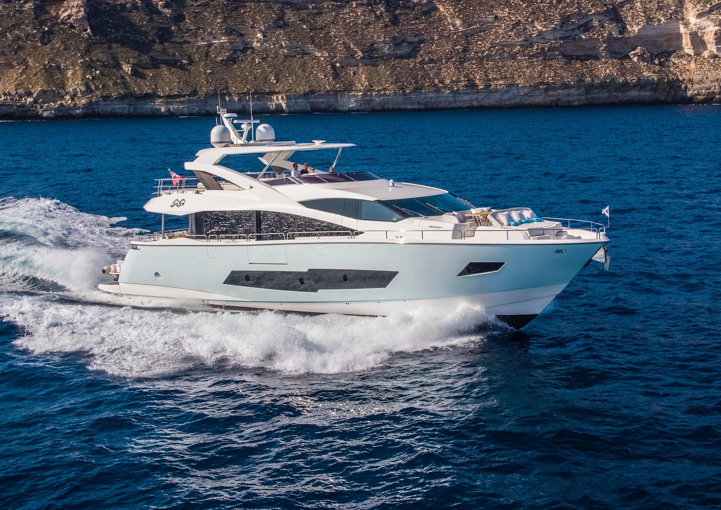 Edelstahlkorb Rund 2015 Sunseeker 86 Yacht Power Boat For Sale Yachtworld