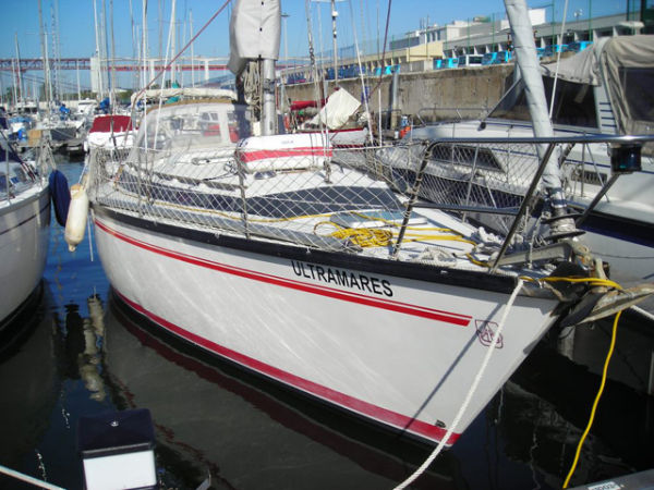 Sofas For Sale Hull 1986 Dufour 4800 Sail Boat For Sale - Www.yachtworld.com