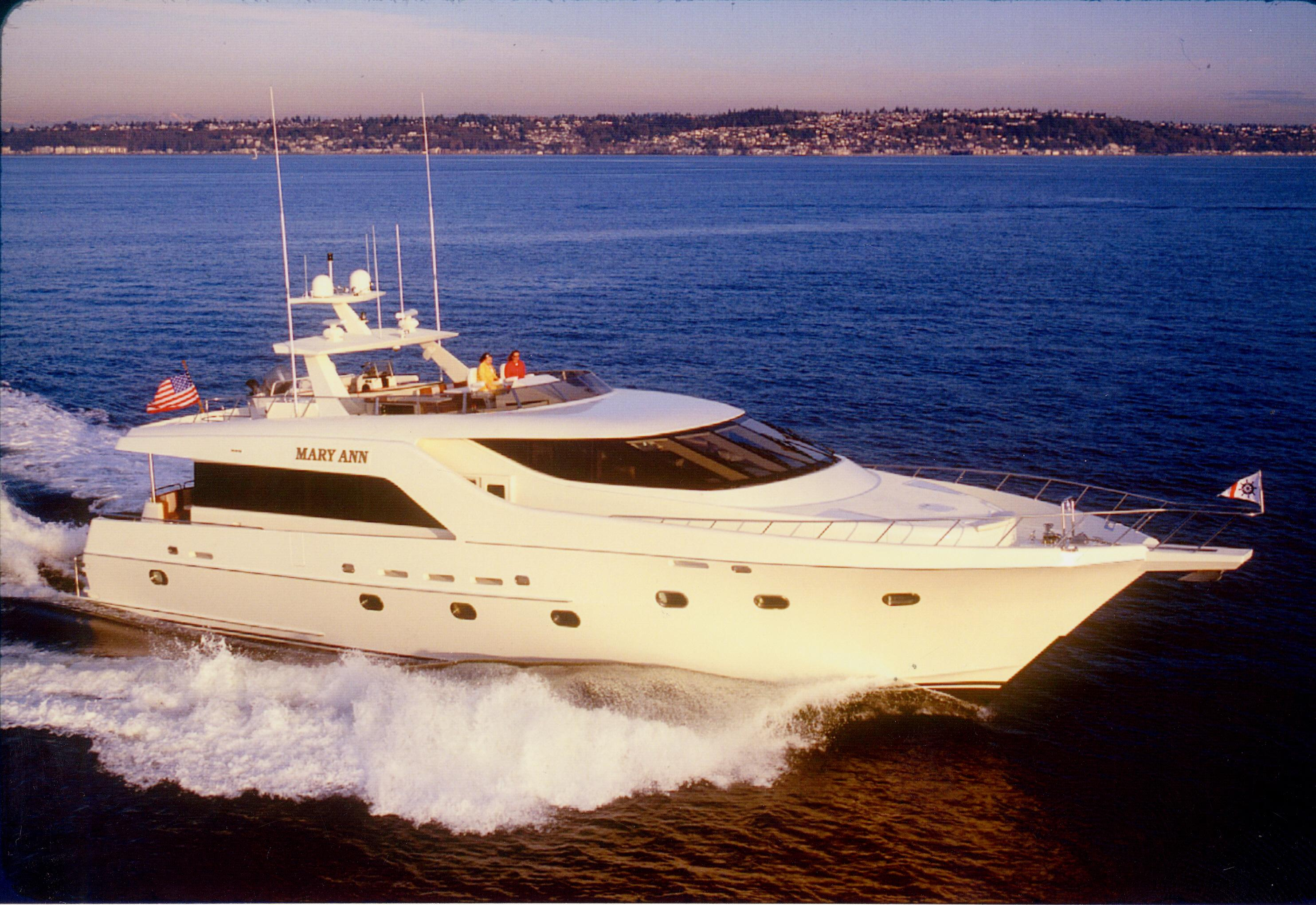 Tivoli Yacht For Sale 90 Foot Boats For Sale In Wa Boat Listings