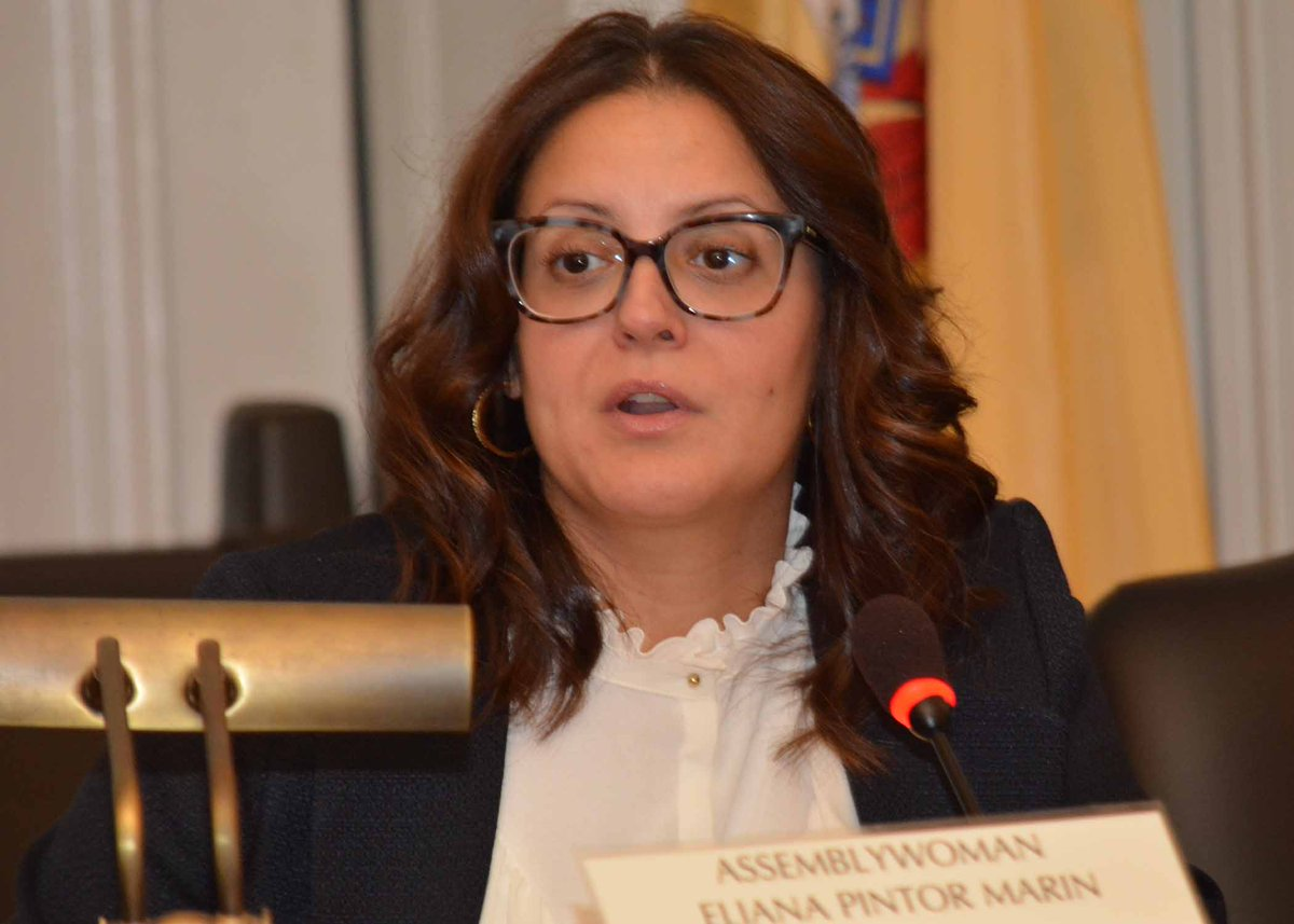 Pintor Marin Will Co Chair Select Committee New Jersey Globe