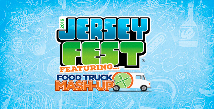 New Jersey Food Truck Events - Jersey fest
