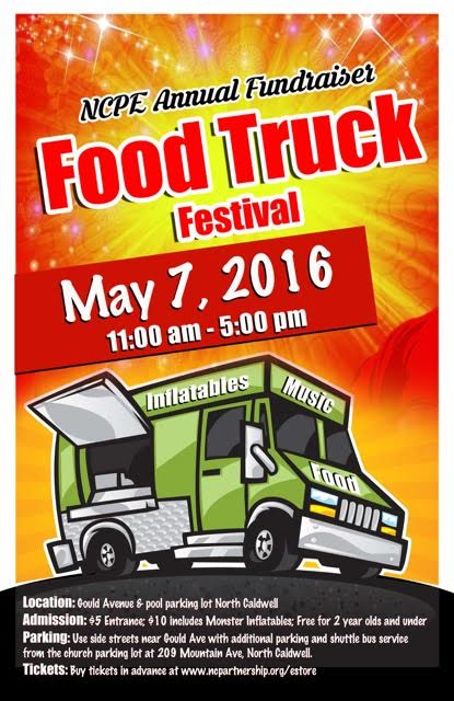 new jersey food truck events - north caldwell