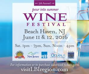 new jersey wine events - beach haven