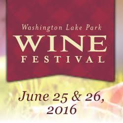 new jersey wine events - washington lake