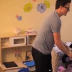 Wenn die vierjährige Tochter ein erwachsener Mann wäre