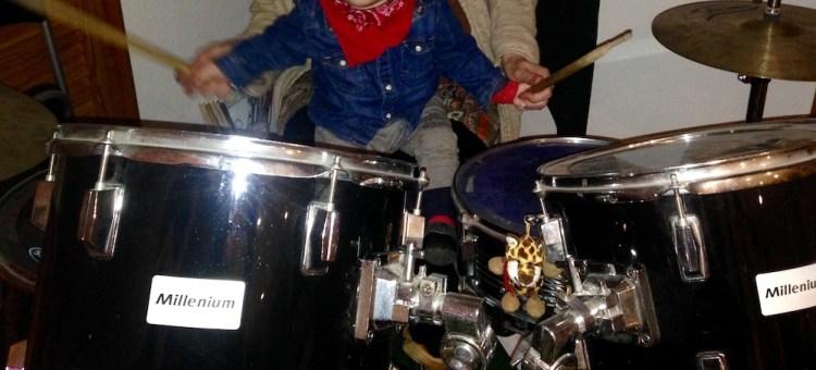 8-Drumset