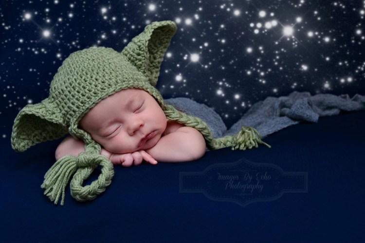 Baby-Kostüm-Yoda