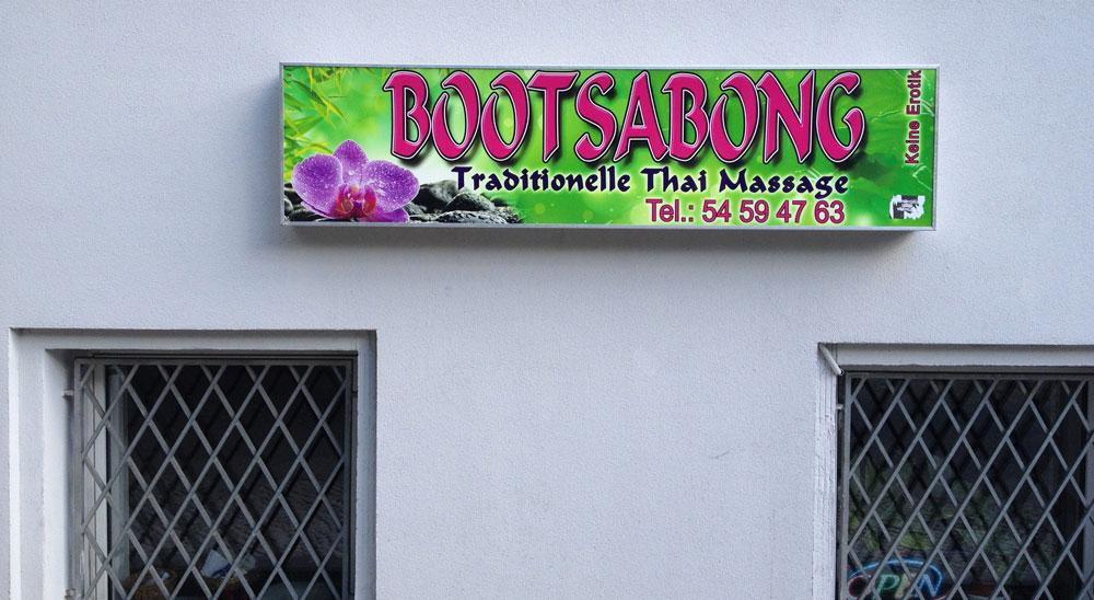 frage peinliche wegen thai massage