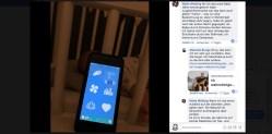Zum Glück gibt es Apps mit Föngeräuschen. Muss der Fön selbst nicht die ganze Nacht laufen! (Screenshot / Malcolm Bunge)