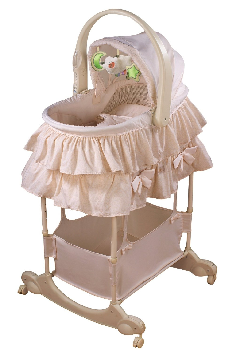 Baby Bassinet For Bed Bassinet Vs Crib New Kids Center