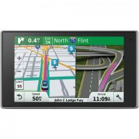 "The Garmin DriveLuxe 50LMTHD 5"" GPS Navigator with Bluetooth® & Free Lifetime Maps & Traffic Updates"