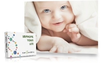 Baby DNA test - genetics baby tests