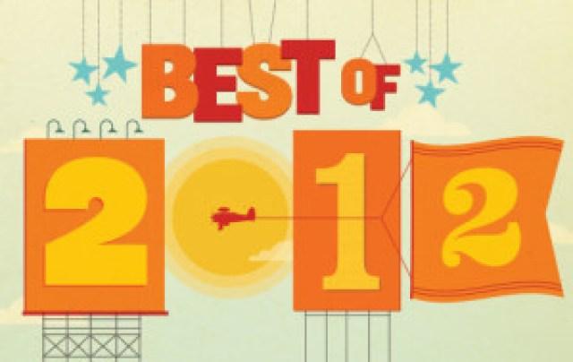 Best of 2012- Makeup