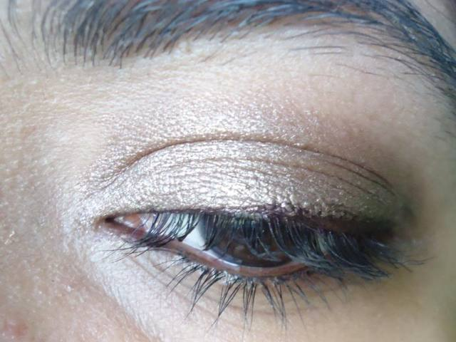 Maybelline 24Hr Color Tattoo Bad to the Bronze Review, Swatches, EOTD