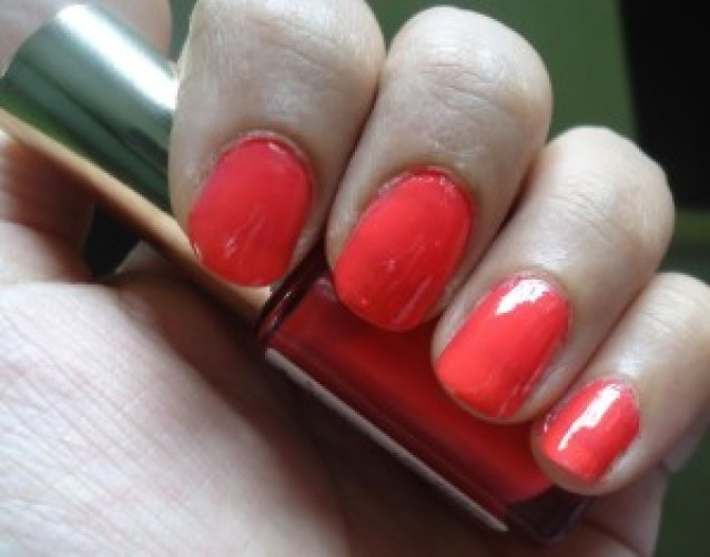 L'oreal Color Rich Le Vernis 208 So Chic Pink Review, NOTD