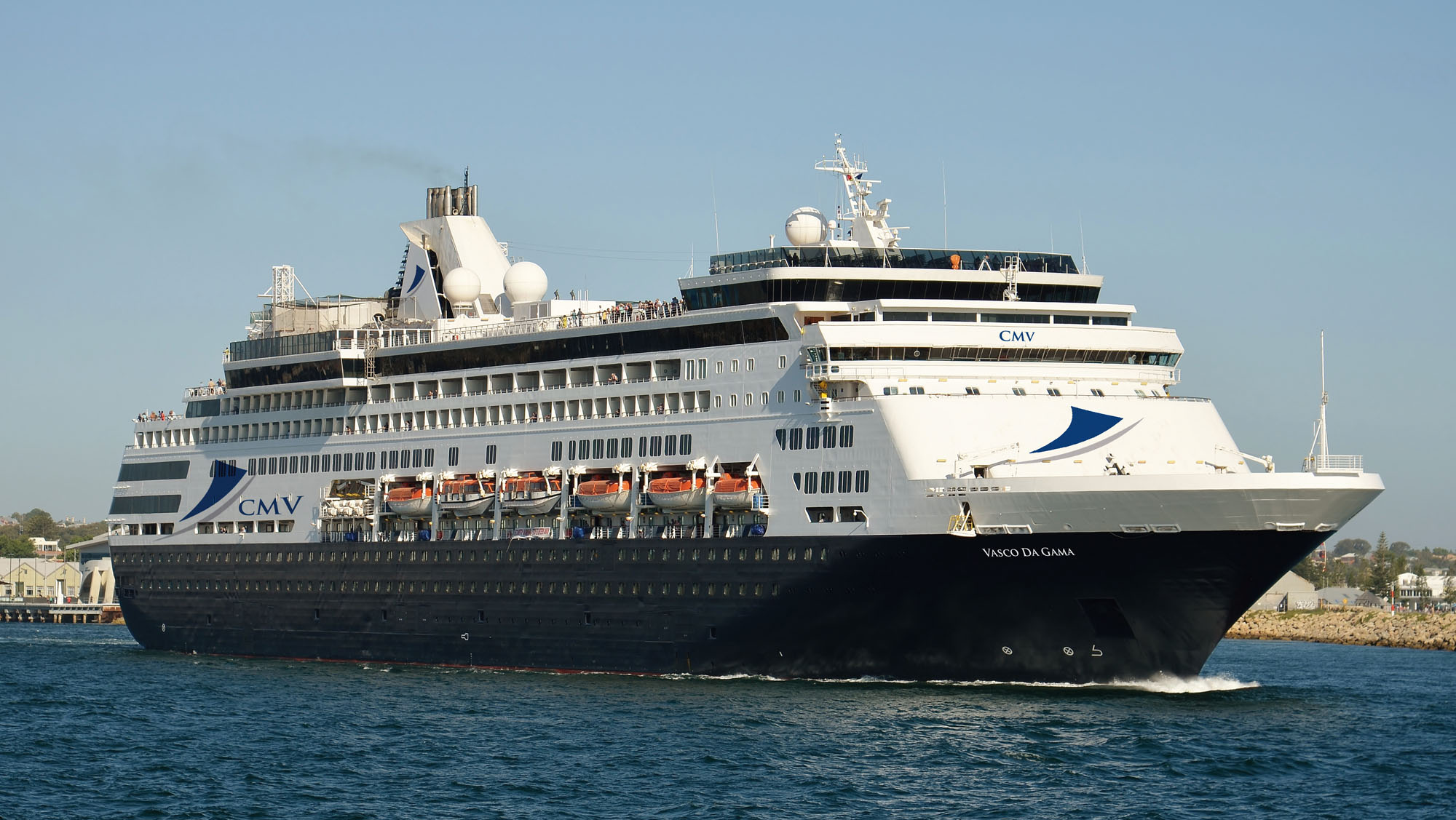 And Vasco Da Gama Vasco Da Gama Cruise Ship Ocean Cruise Newmarketholidays