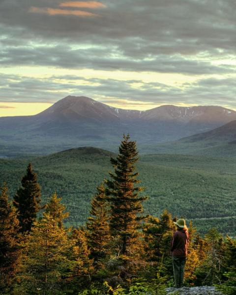 Today President Obama designated Katahdin Woods and Waters National Monument -- our nation's newest national monument and the 413th site in the national park system.