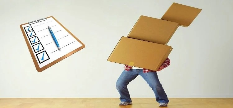 11 Best Tips to Stay Organized with a Printable Moving Checklist