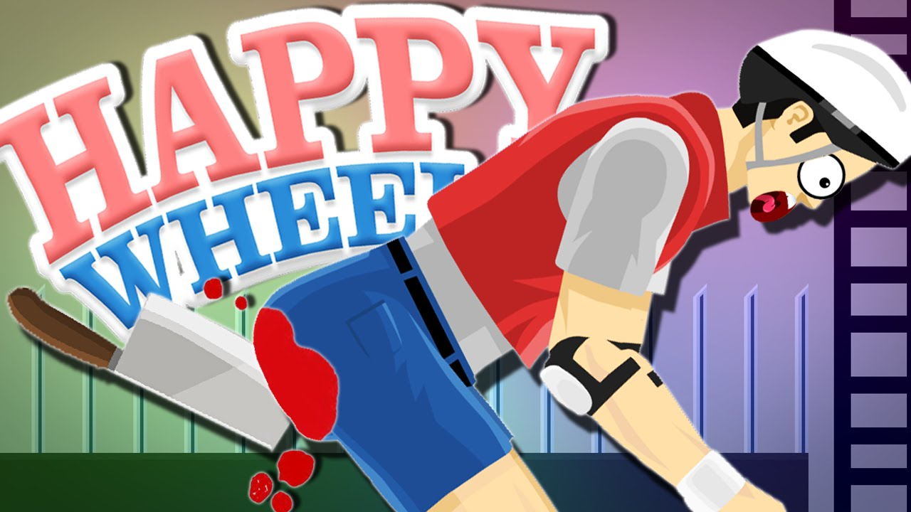 Fullsize Of Home Of Happy Wheels