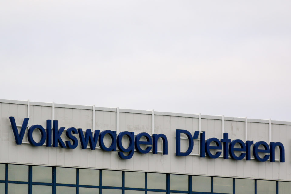 Volkswagen less popular in Belgium - newmobilitynews