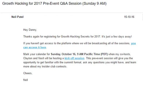 How to Write a Successful Invitation Email to Burst Out a Great - best of sample invitation kick off meeting