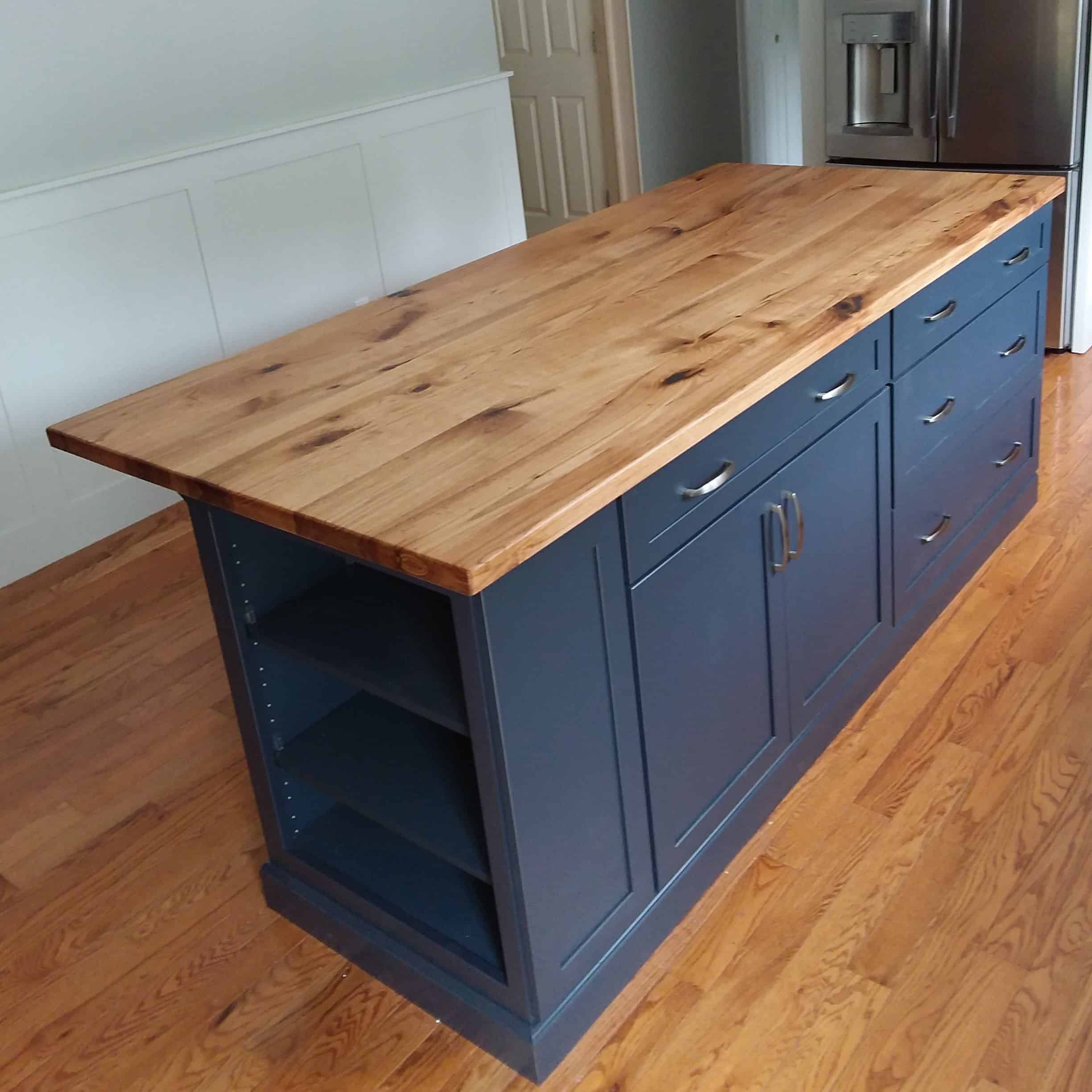 Waterproof Wood Countertop New England Wood Countertops 15 Years Of Custom