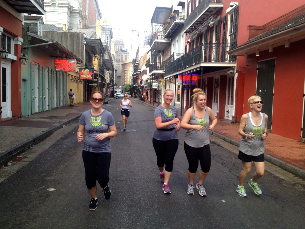 Jogging Run Time New Orleans Jogging Tours