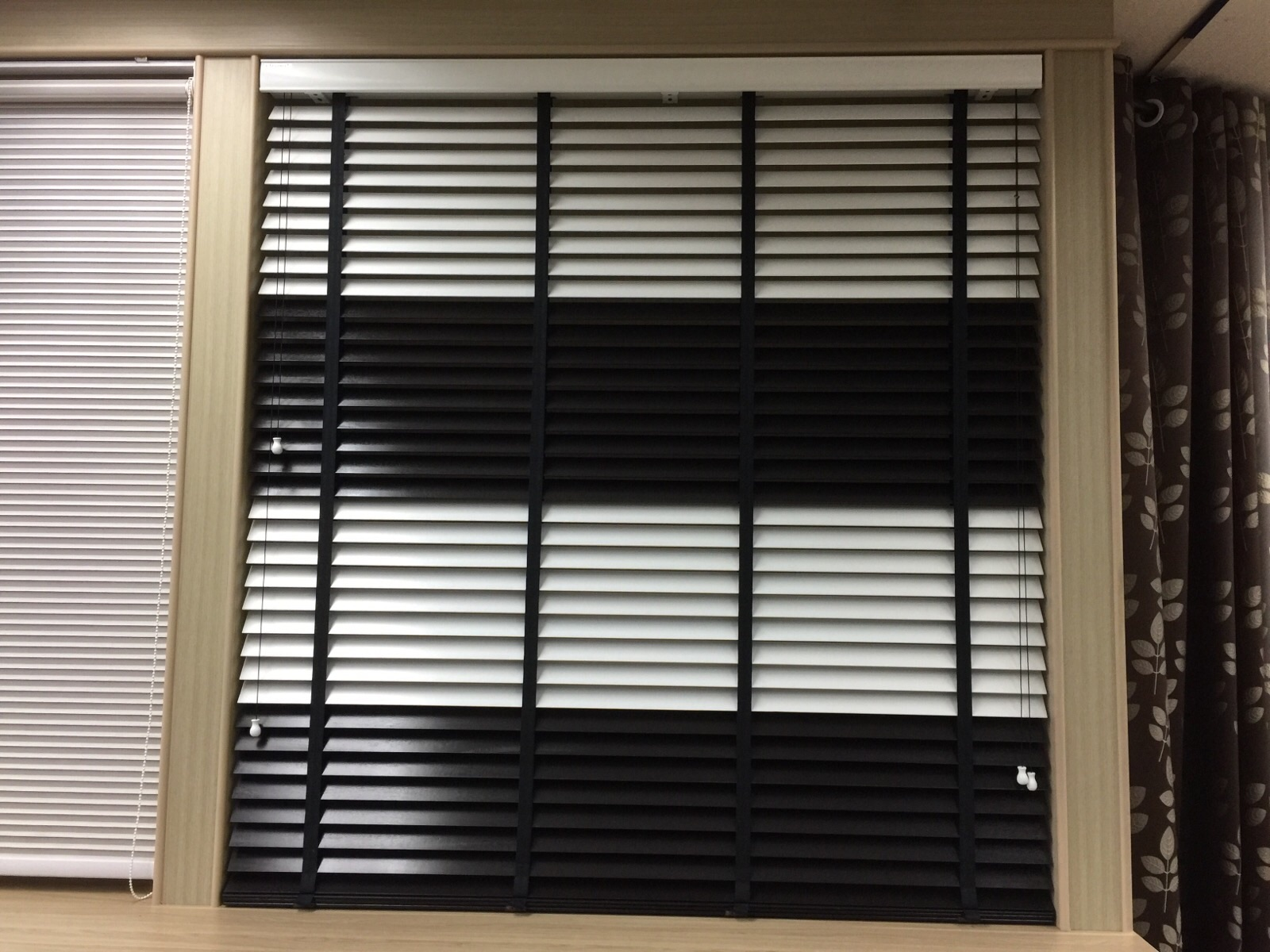 Timber Vertical Blinds Timber Blinds Jb And Singapore Bamboo Blinds Johor Bahru Jb