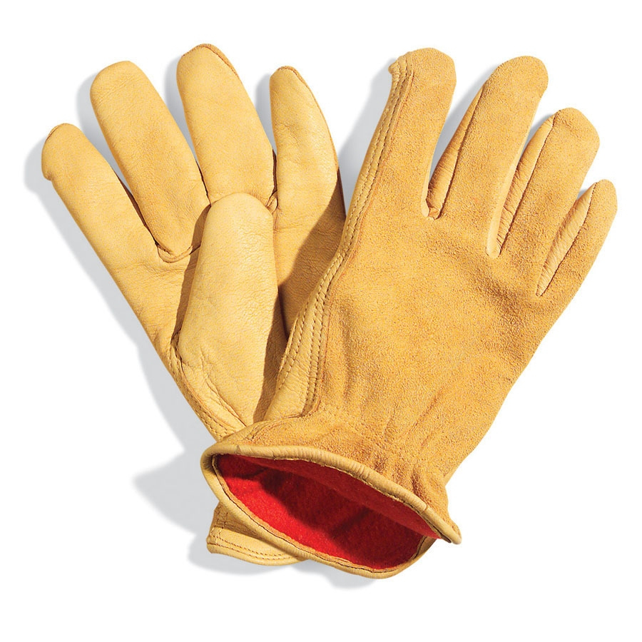 Keep your workers protected with a reliable pair of leather work gloves