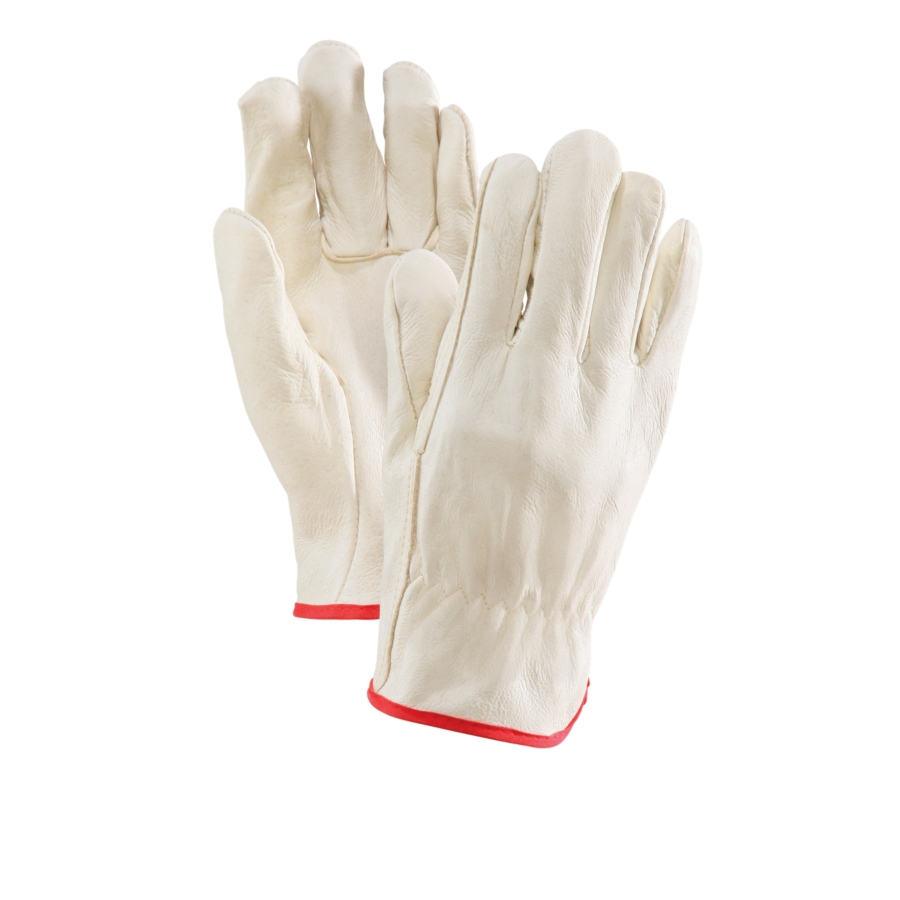 Glv410pip pigskin leather gloves
