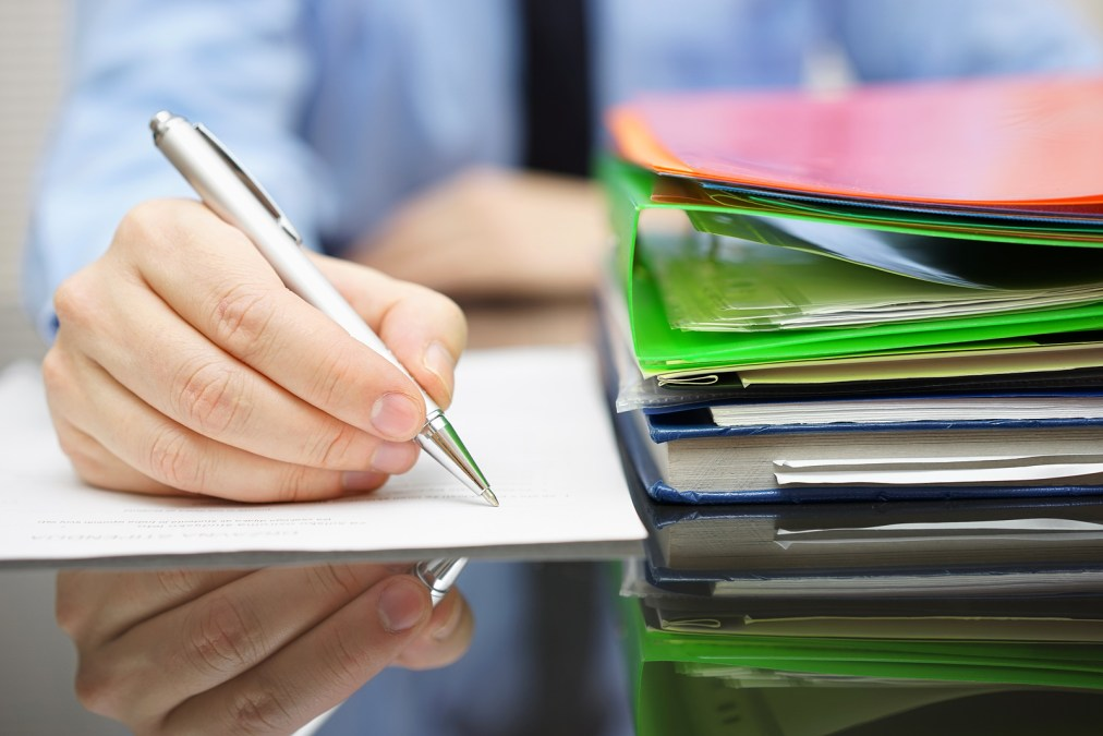 Writing a will property trust