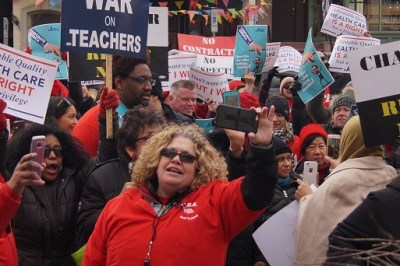 Why support the strike of Jersey City teachers? | New Politics