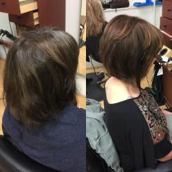 Brunette, Hair Salon, Hair Color, Hair cut, Hightlights, Balayage, Newport Beach, Orange County, Hair Stylist, Costa Mesa, Irvine, Hair Style, Blow dry, Short Hair