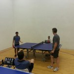 Irvine Ping Pong Tournament