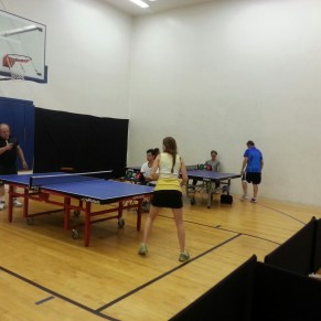Newport Beach Ping Pong Tournament