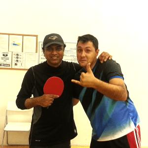 Equal Challenge Tournament Ping Pong Newport Beach