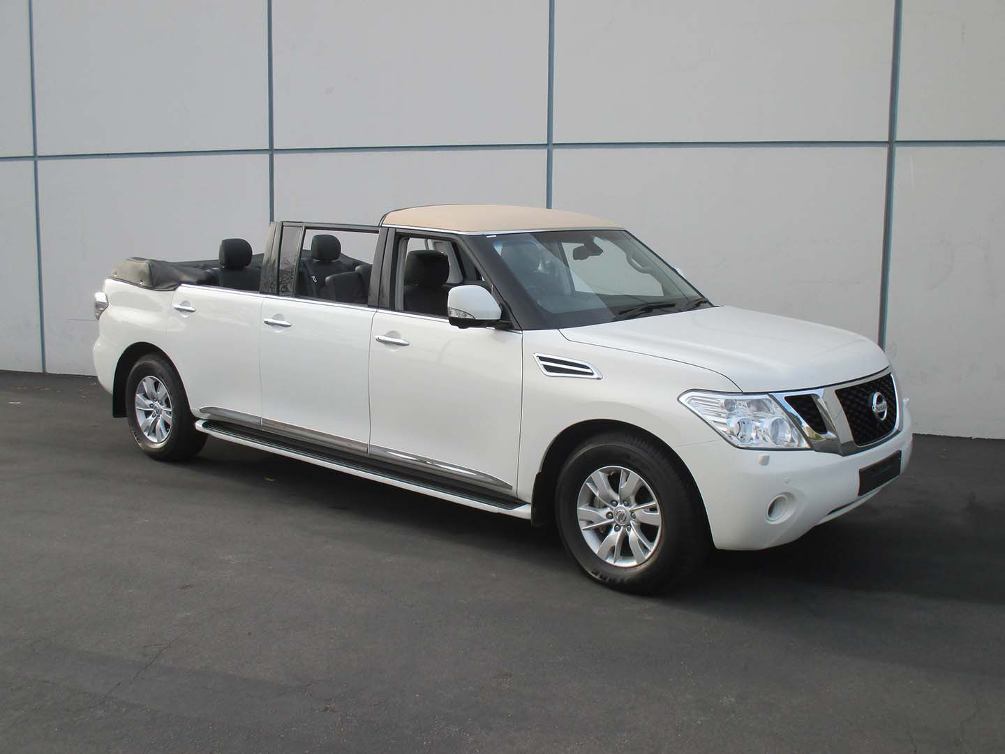 nissan patrol convertible. Black Bedroom Furniture Sets. Home Design Ideas