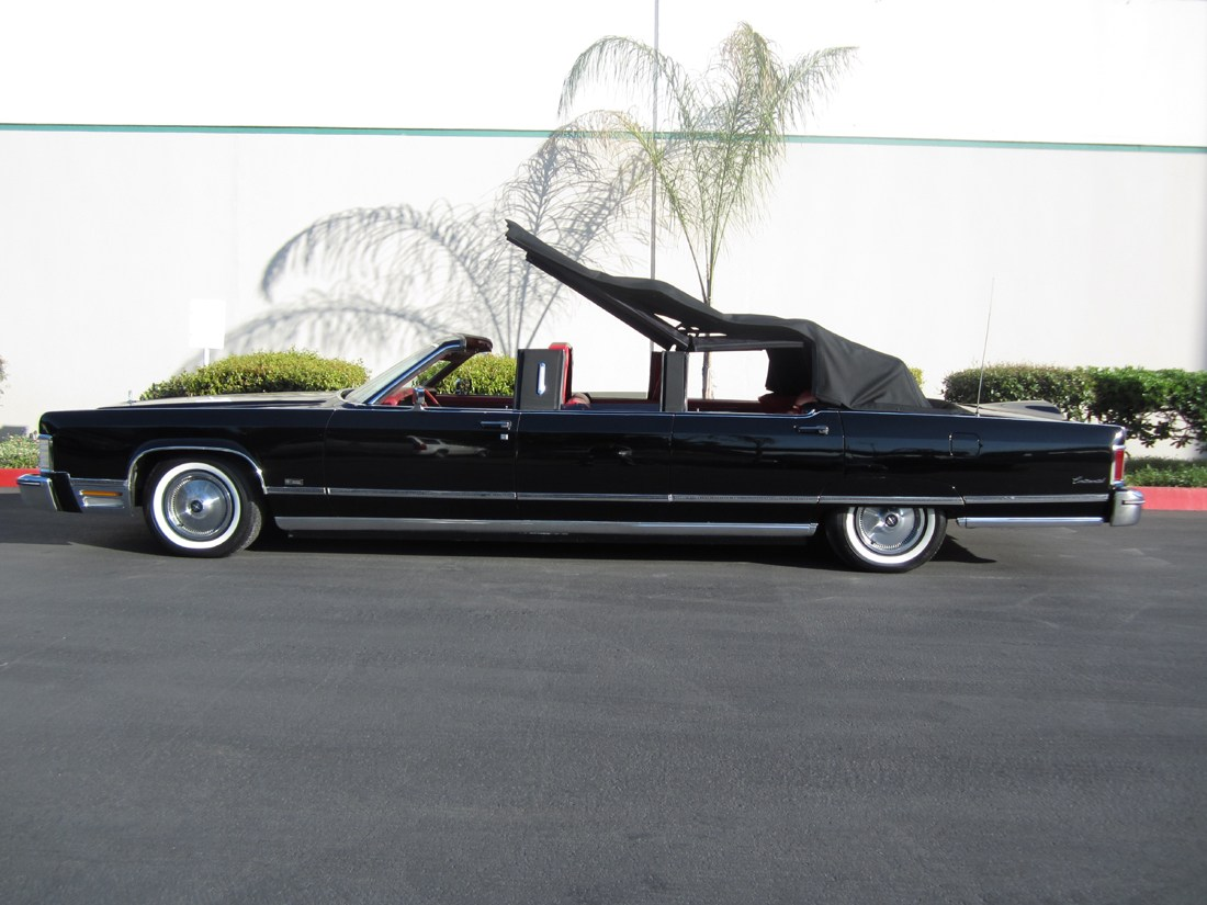 Lincoln Limo Convertible Newport Convertible Engineering