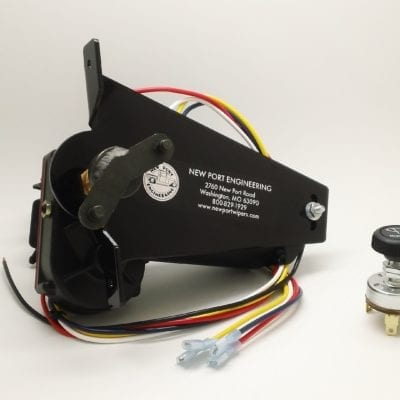 New Port Engineering Product categories Dodge and Plymouth Wiper Motor