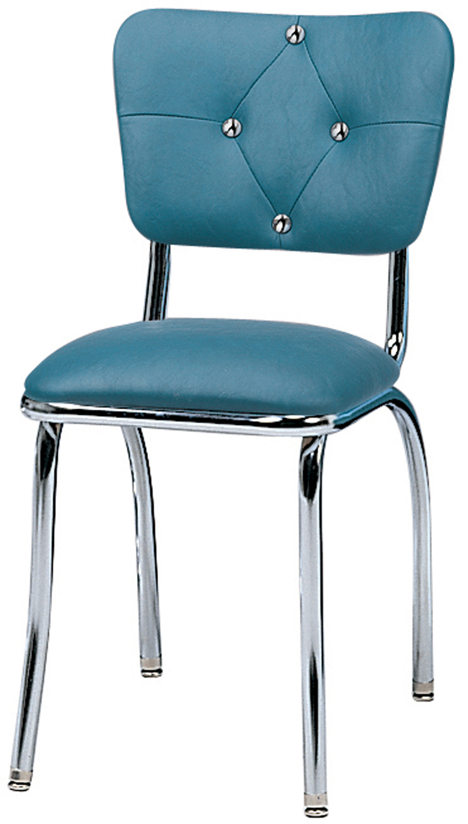 921dt New Retro Dining Diamond Tuft Back Diner Chair