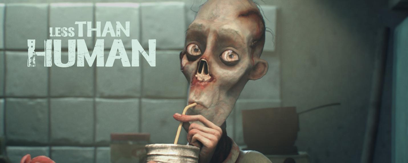 Less Than Human – O curta onde zumbis não deixaram de serem Humanos