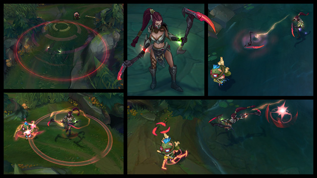 Headhunter Akali strikes true League of Legends