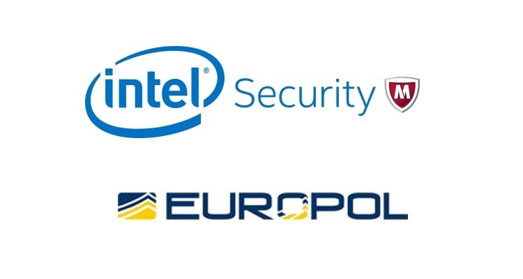 Intel and Europol Sign Agreement on Fight Against Cybercrime