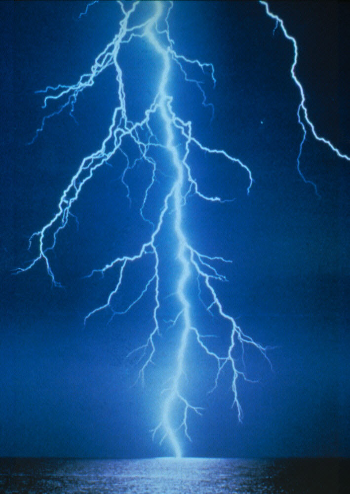 Lightning and Humans