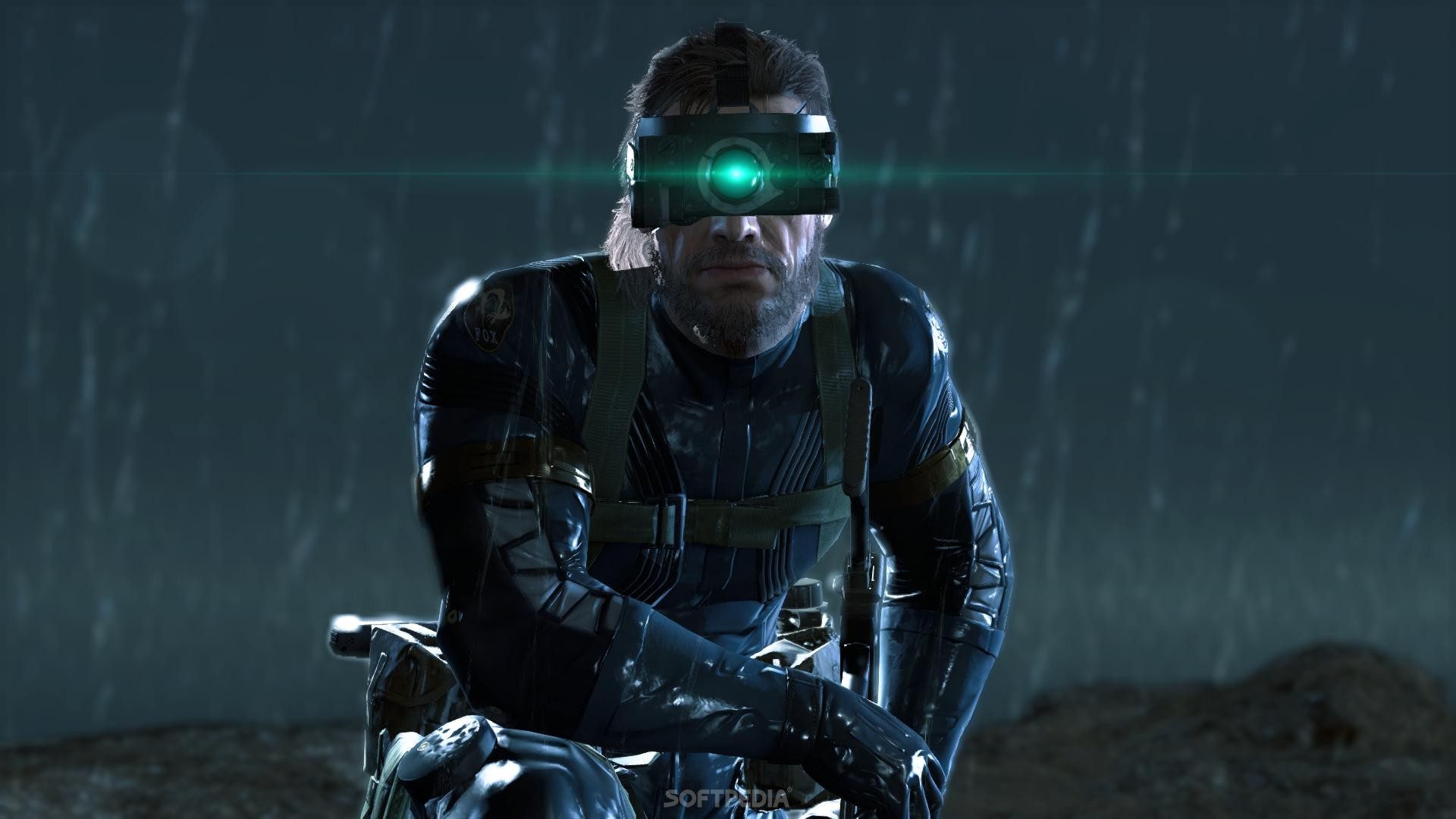Cuba 3d Wallpaper Metal Gear Solid V Ground Zeroes Review Pc