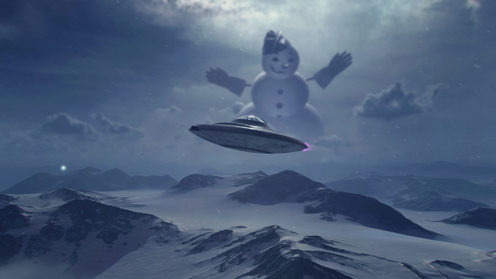 Happy New Year 2016 3d Wallpaper For Pc World Of Warplanes Is Being Invaded By Ufos This Holiday