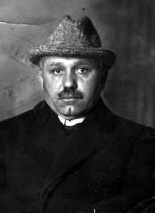 1924 Foto Dr. Moise Enescu